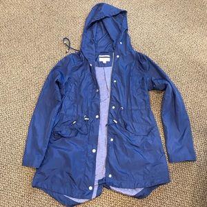 Women's Merona Water resistant rain jacket